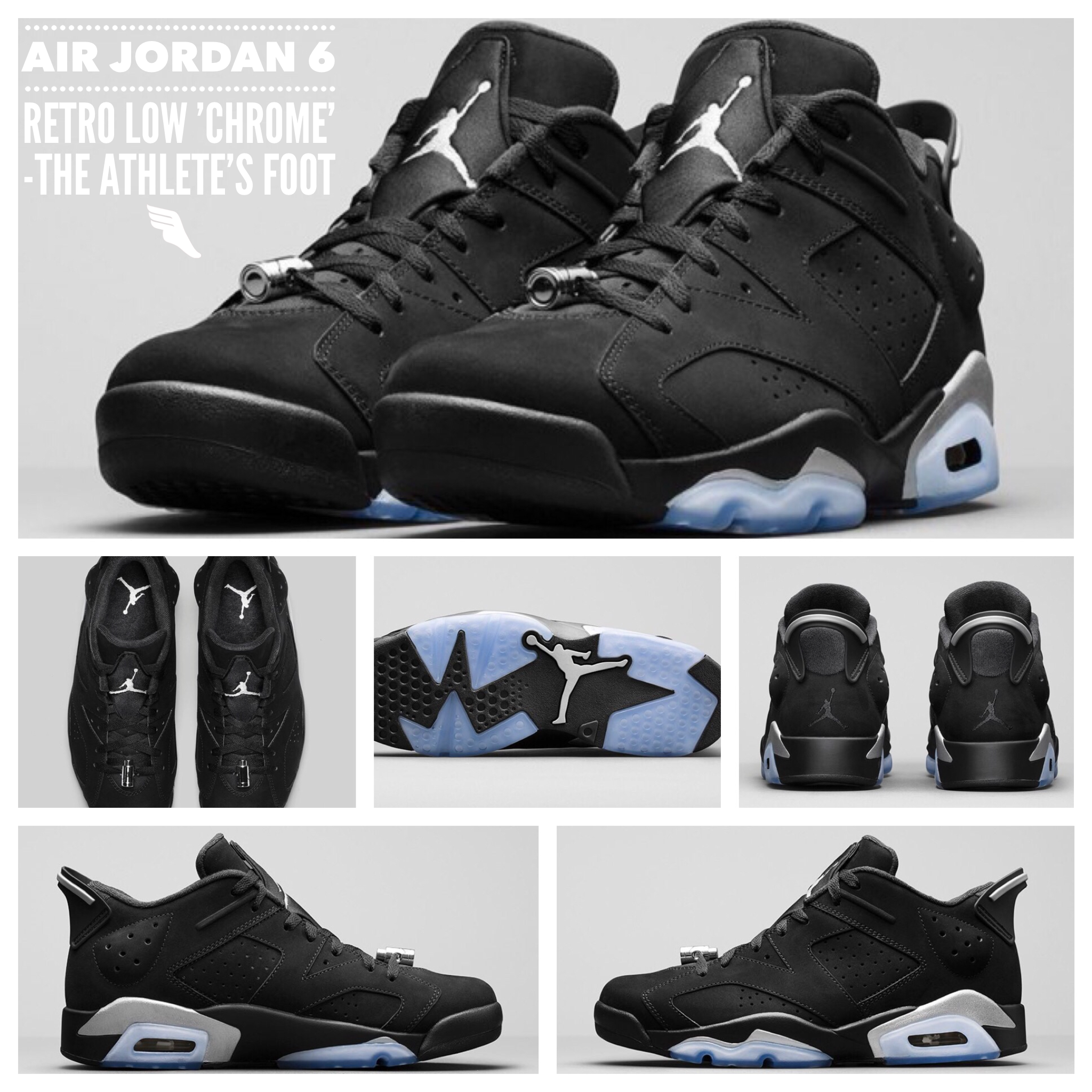 online store fb019 4dd07 air jordan 6 chrome high